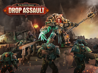 horus heresy : drop assault APK & MOD V1.5.0 Stragegy game