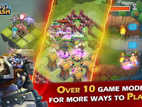 Castle Clash Age of Legends Versi Terbaru || Clash Royale v1.3.2 tebaru