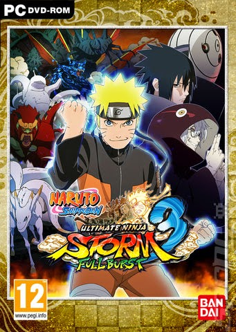 Download Naruto Shippuden: Ultimate Ninja Storm 3 Full Burst