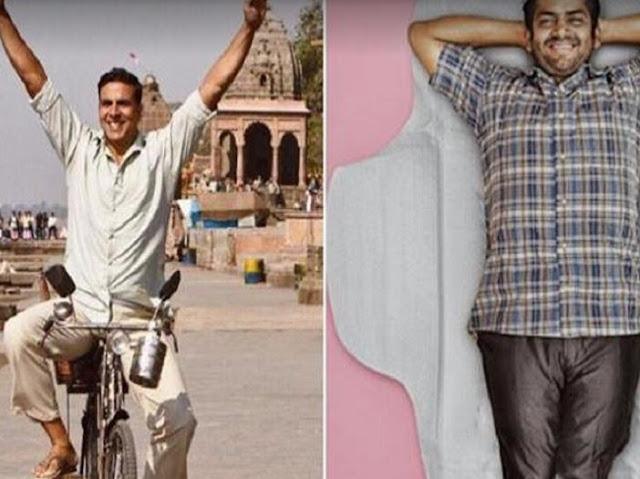 padman Similarity with Phullu