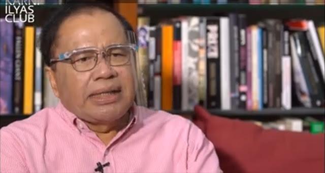 Buka-bukaan Soal JK, SBY, dan Jokowi, Rizal Ramli: Saya Selalu Diganjal
