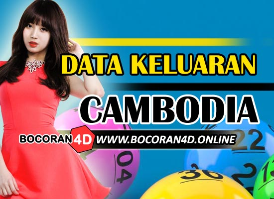 Data Keluaran Togel Cambodia