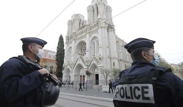 serangan di gereja Nice