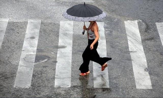 Καιρός – Έκτακτο δελτίο: Τέλος ο καύσωνας, έρχονται βροχές και καταιγίδες