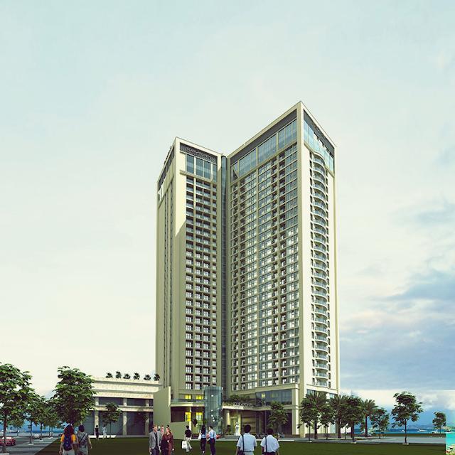 Luxury Apartment điểm sáng của thị trường bất động sản Đà Nẵng