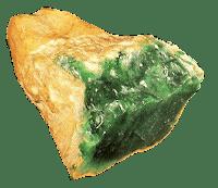 jade imperia en bruto natural | foro de minerales