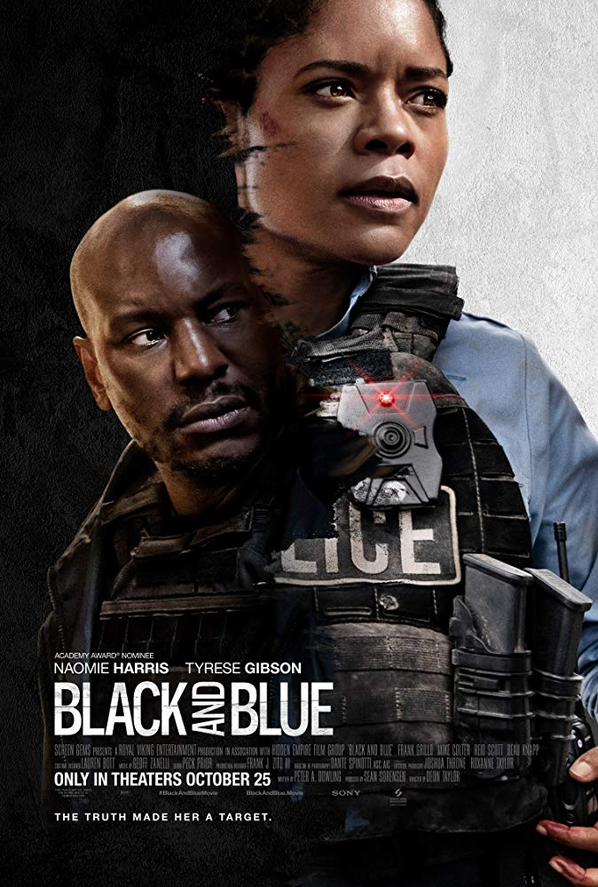 Cảnh Sát Da Màu - Black and Blue