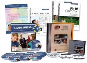 Deluxe Combo Teacher/Student Writing Package Level A [FIX-1 & 2]