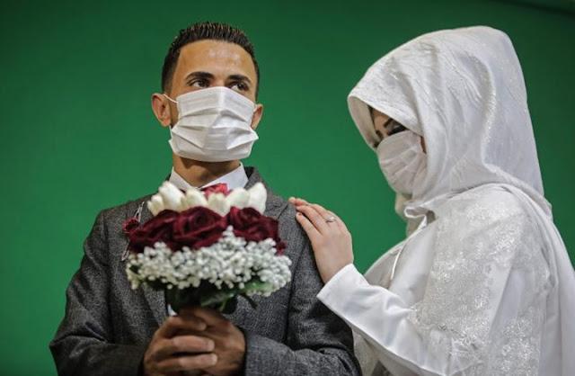 المهدية : حفلان للزفاف يتسببان في انتشار خطير لفيروس كورونا في معتمدية رجيش