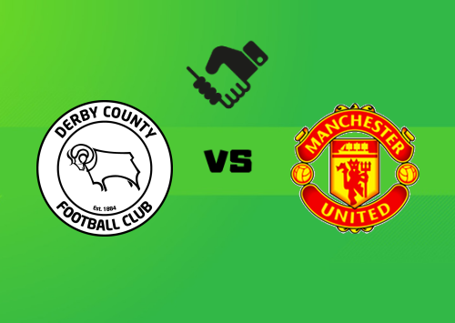 Derby County vs Manchester United  Resumen y Partido Completo