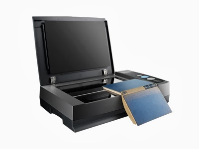 Plustek Book Scanner OCR