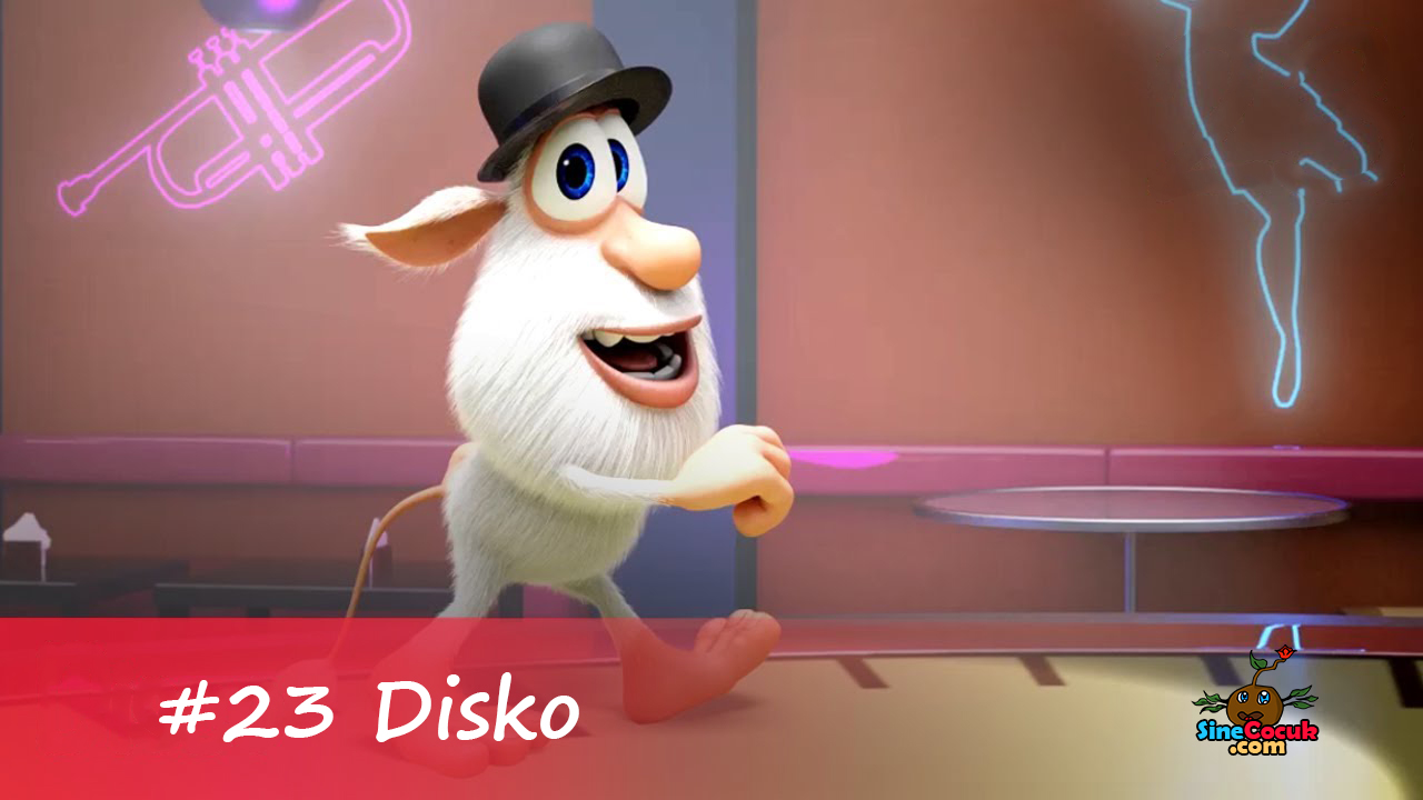 Booba: 23.Bölüm - Disko izle