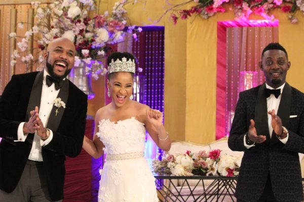 Download Full Movie: THE WEDDING PARTY (Starring AY, Emma OhMyGod, Banky W)