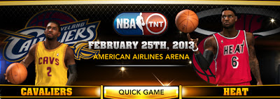 NBA 2K13 TNT Logos and Scoreboards Mod
