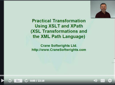 Practical Transformation Using XSLT and XPath
