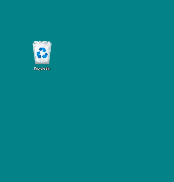 How to open Recycle bin in Windows 11