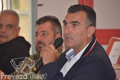 """ΠΡΕΒΕΖΑ: Γιώργος Νίτσας: """"Κανείς δεν πρέπει να παίζει με την υγεία των κατοίκων του δήμου μας και ιδιαίτερα του Ωρωπού"""""""
