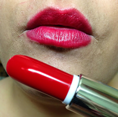 papillonsdonyx blog suisse beauté garden party summer party mavala lipstick glossy red