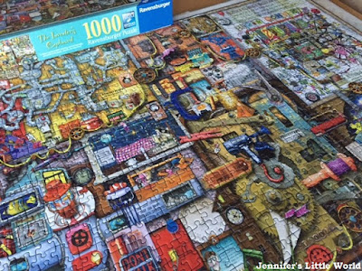 The Inventor's Cupboard jigsaw from Ravensburger review