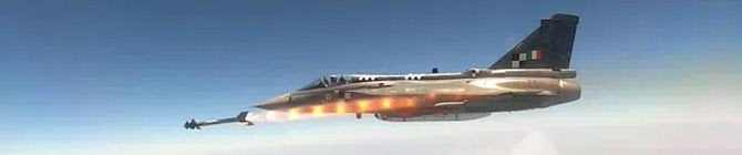 TEJAS Jet Adds 5th-Generation Python-5 Air-to-Air Missile After Successful Trial