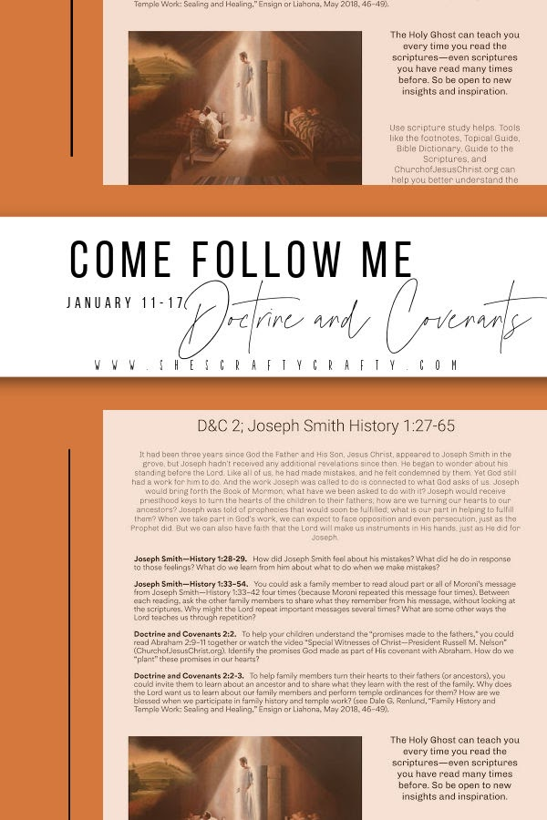 Come Follow Me_D&C 2_January11-17
