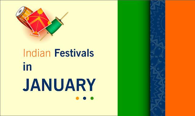 Indian Festivals in January 2021| January Festival List