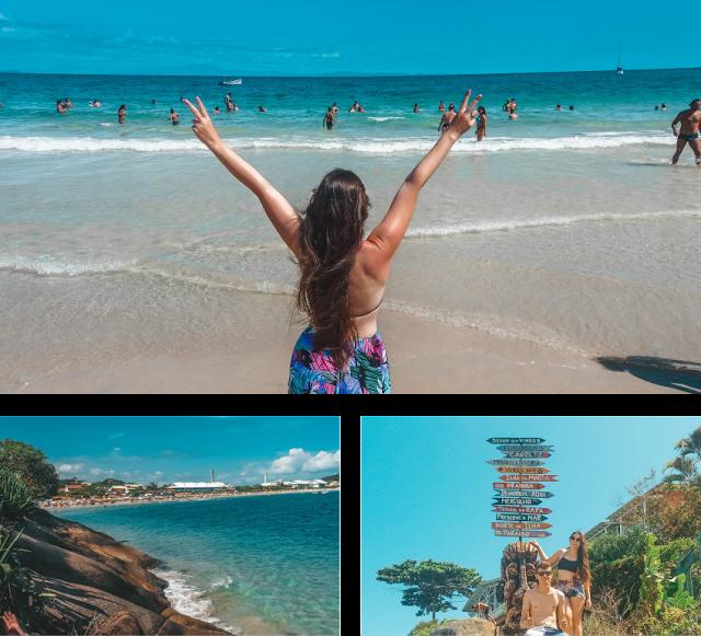 Praia da Lagoinha do Norte - Florianópolis / SC