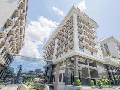 Cheap Hotel: Mega Anggrek Hotel