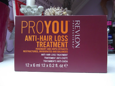 Revlon Professional ProYou Anti-Hair Loss Sérum na vlasy
