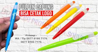 Souvenir Pulpen Capung bisa cetak logo, Pen Promosi, Pulpen Plastik Capung
