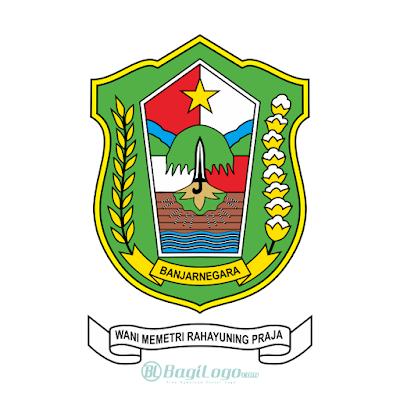 Kabupaten Banjarnegara Logo Vector