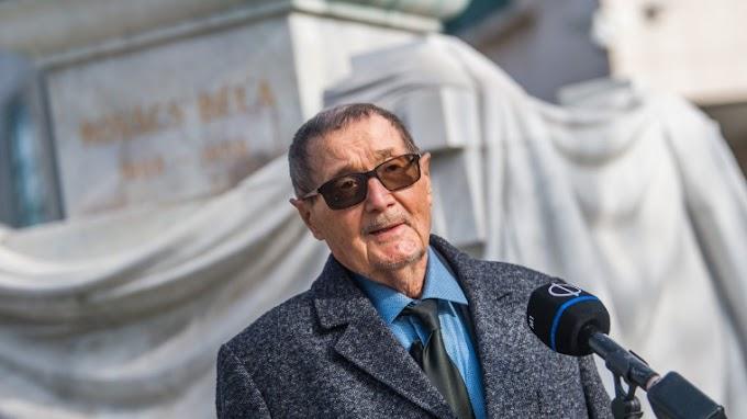 Kovács Béla V. kerületi szobrának örökbefogadását kezdeményezi a Kisgazda Polgári Egyesület