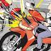 Kecelakaan Sepeda Motor Pengedara Luka Serius