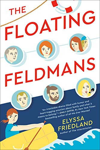 The Floating Feldmans, Elyssa Friedland, reading, goodreads, Kindle, books, amreading, fiction, summer reads