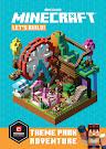 Minecraft Let's Build! Theme Park Adventures Book Item