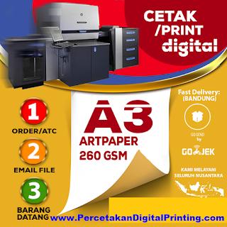 Contoh Desain PRINT A3 Dari Percetakan Digital Printing Terdekat