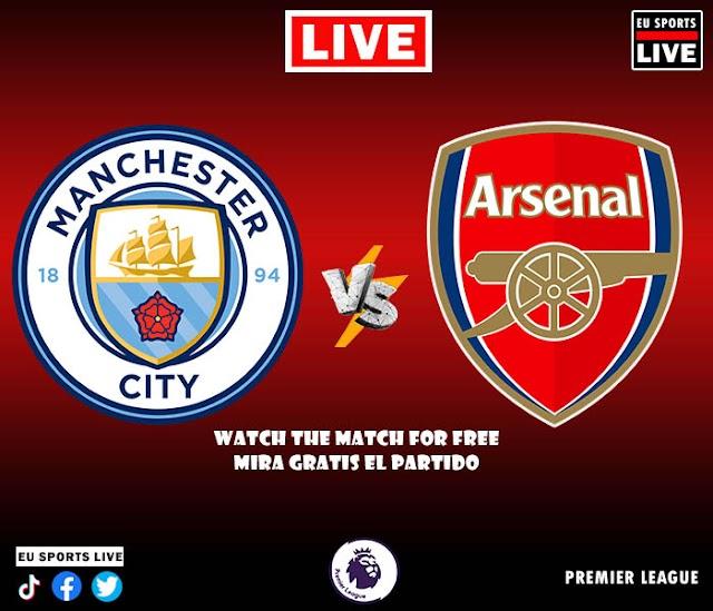 EN VIVO | Manchester City vs. Arsenal | Premier League Jornada 3 | Ver partido gratis del fútbol inglés
