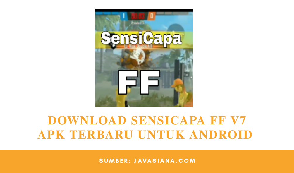 Download Sensicapa FF V7 Apk, Sebuah Aplikasi Sensivitas Auto Headshot Free Fire