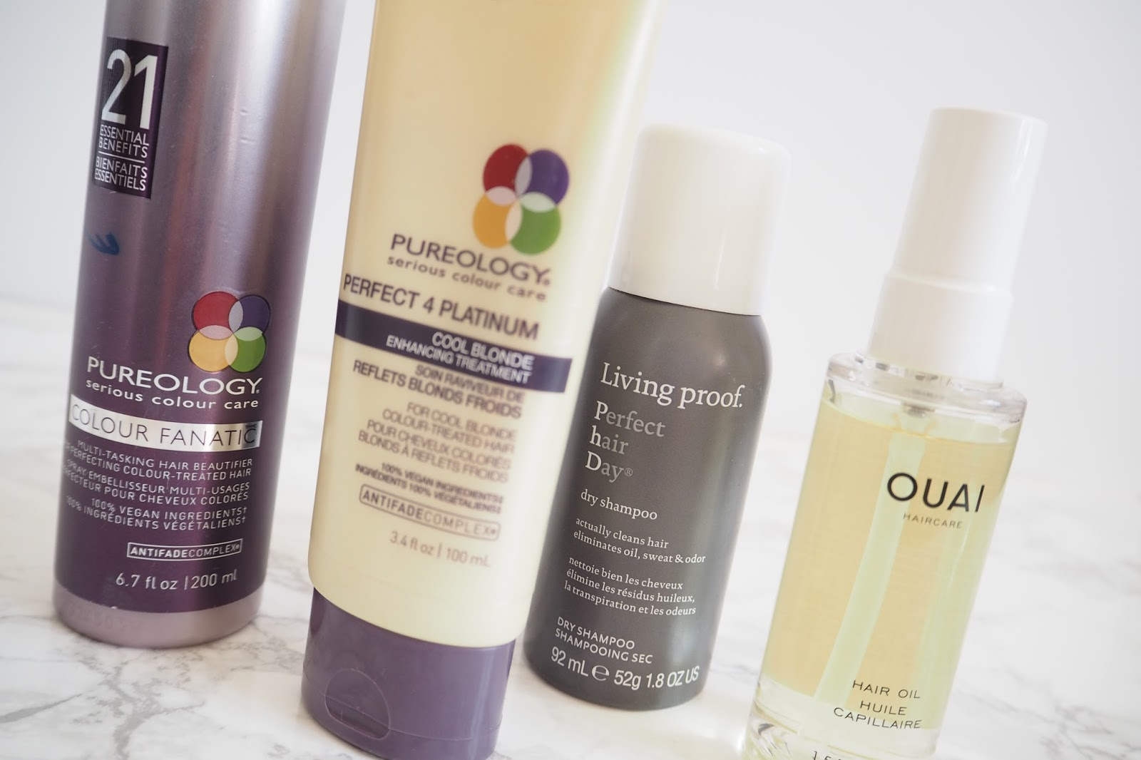 Summer Haircare Additions