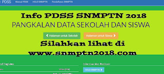 pdss snmptn 2018