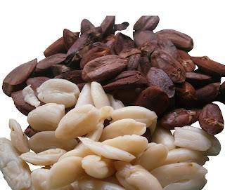 Kacang Kenari Oven