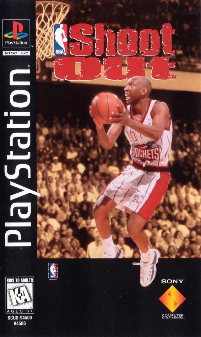 NBA ShootOut - PS1 - ISOs Download