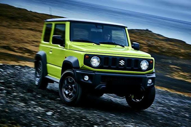 Maruti Suzuki Jimny primarily based mini SUV India launch by March 2020