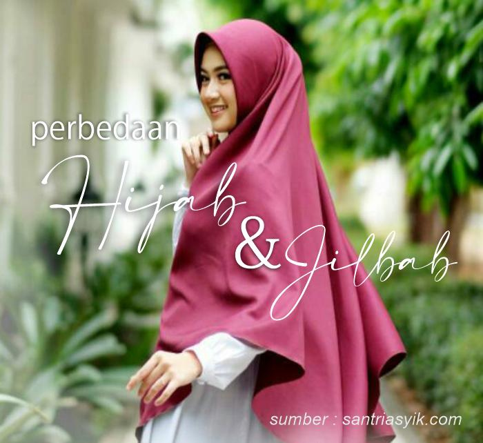 Salah Kaprah!!! Ini Dia Perbedaan antara Jilbab dan Hijab
