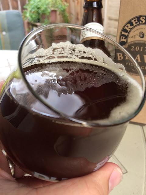 Firestone Walker Bravo Barrel Aged Imperial Brown Ale 4