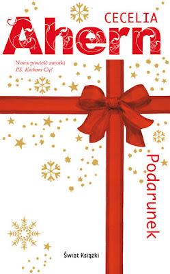 podarunek święta prezent książka