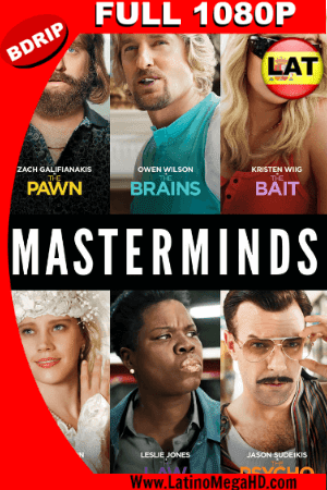 Mentes Maestras (2016) Latino FULL HD BDRIP 1080P ()