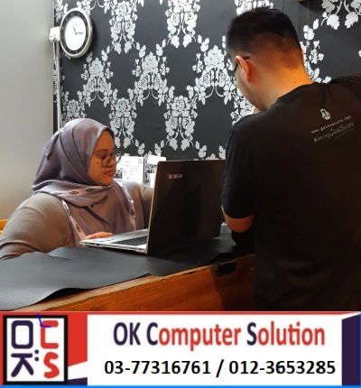 [SOLVED] CANNOT ON LENOVO Z500 | KEDAI REPAIR LAPTOP DAMANSARA 7