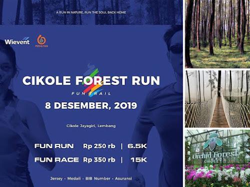 Cikole Forest Run 2019