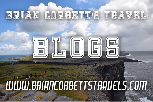 Brian Corbett's Travel Blogs